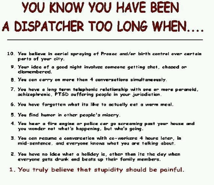 179 best Dispatching life images on Pinterest Leo wife, Police - 911 dispatcher interview questions