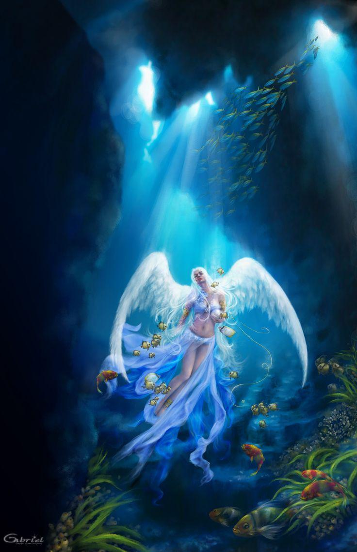 25 Stunning Fantasy Characters Digital Art Fantasy