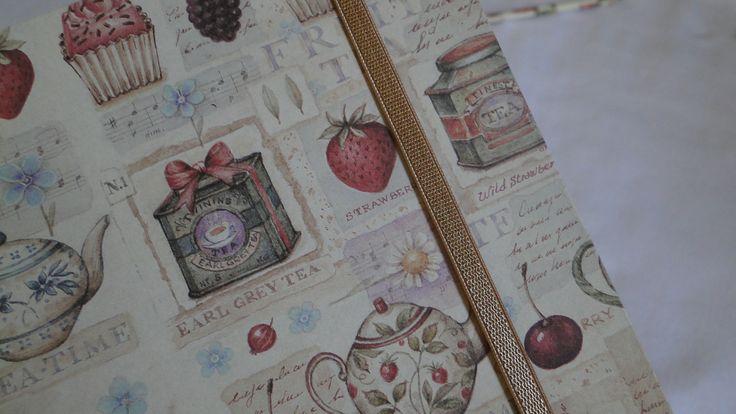 Libretas con lindos diseños de papelería italiana