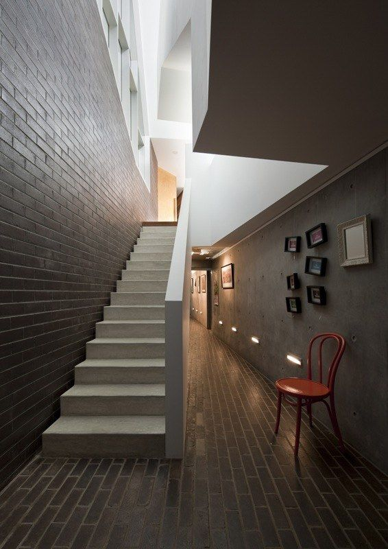 DPR House Project By MCK Architects