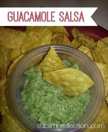 This is a fresh and easy appetizer, and it's healthy too. I love avocados and they are so good for you, but I seriously could eat a whole recipe of guacamole myself.  Addingtomatillos to the guacamole gives it a lighter flavor and makes a serving lower in calories. Bonus, the tomatillos somehow keep the Continue reading...