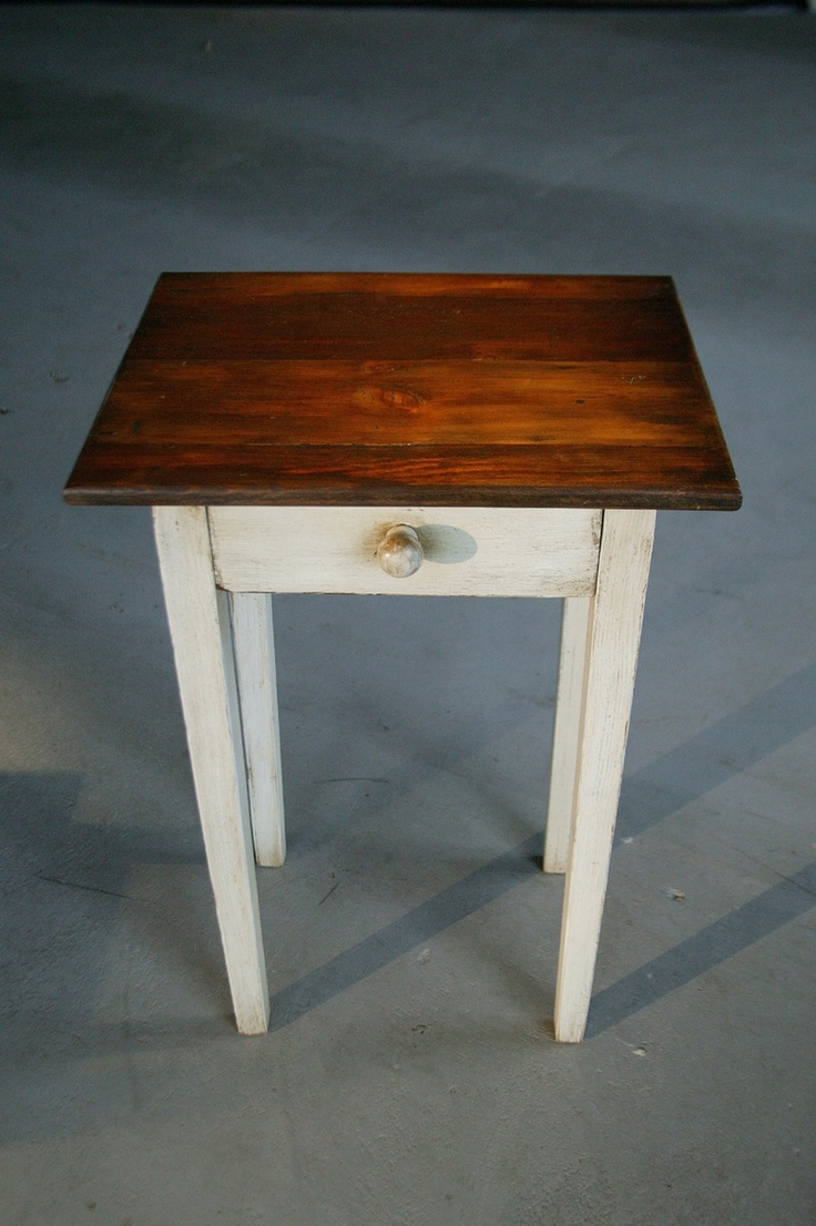 Small End Tables With Drawers Woodworking Projects Amp Plans