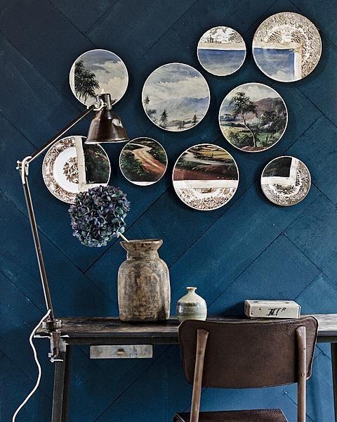 Inky Blue Inspiration