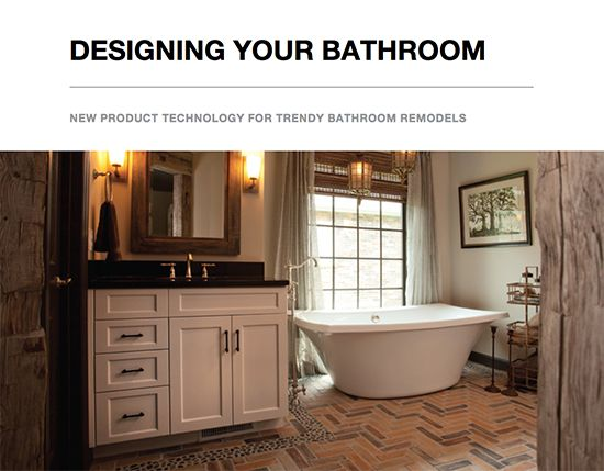 with the following four bathroom remodel ideas you can transform your space from lackluster to