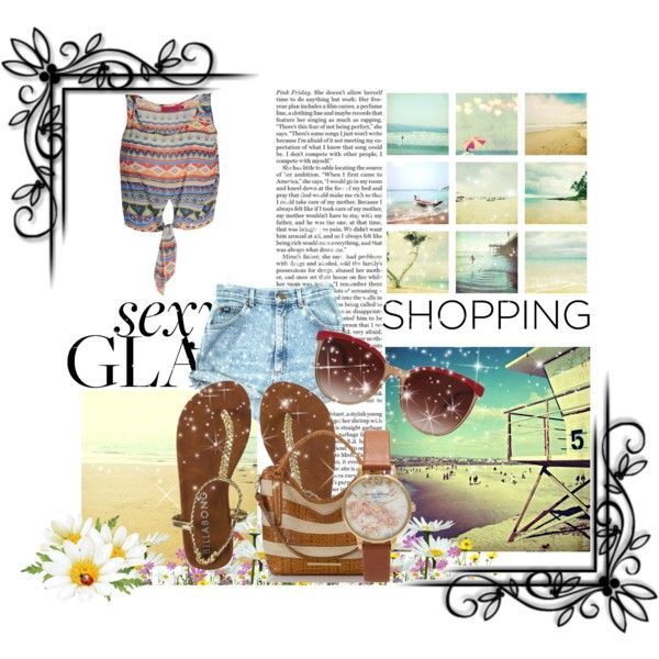 """Summer chill"" by bysofiya on Polyvore"