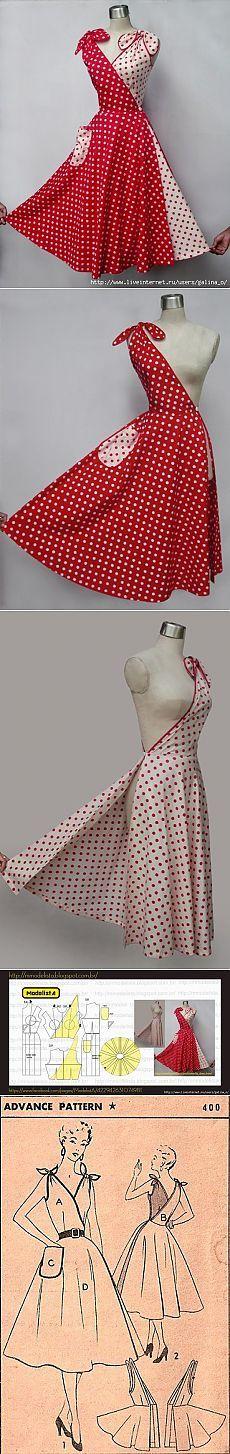 Платье-трансформер — Рукоделие