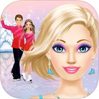 Figure Skater: Ice Skating Makeup & Dress Up Games by Peachy Games LLC