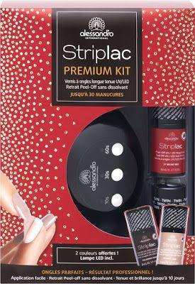 Alessandro international - Striplac premium kit - kit vernis semi-permanent
