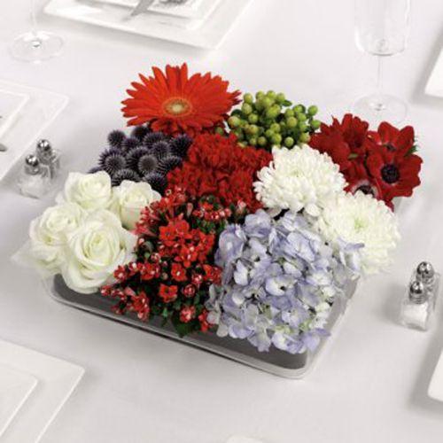 Centrotavola floreali per le nozze | Sposalicious