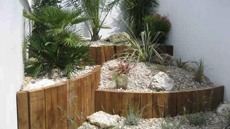 les 25 meilleures id es de la cat gorie jardin sec sur pinterest am nagement paysager. Black Bedroom Furniture Sets. Home Design Ideas
