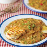 Fırında sarımsaklı tavuk (İspanya mutfağı) Tarifi - Resimli Yemek Tarifleri - Lezzet
