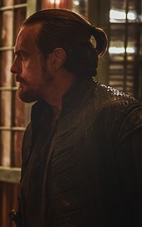 "fassophy: ""Toby Stephens as Captain Flint ( Black Sails) """