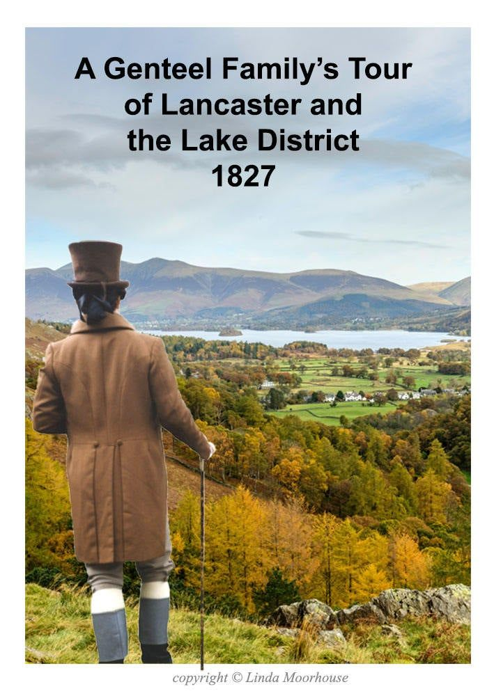 Westmorland Cumberland And Lancashire England Uk A Etsy Family Tour Lake District Lancaster