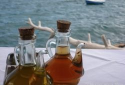 Dining on the bay at the village of Elounda, Eastern Crete by Francesca Muir | Living Postcards - The new face of Greece