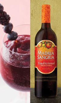 Madria Sangria - Sangria Berry Frozen Twisters