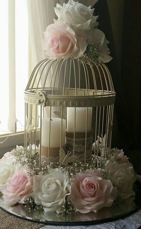 40 Amazingly Wonderful DIY Bird Cage Decorations for Indoor or Outdoor Décor