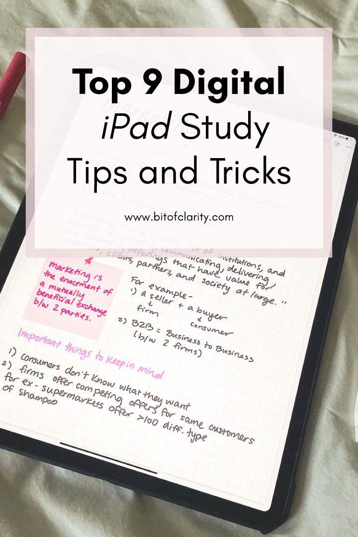 best note taking apps for school ipad free