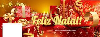 Capa para Facebook Tema Natalino