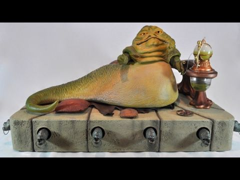 Electrified Porcupine - Toys, Collectibles, Action Figures, Music, WWE, and More!: Star Wars: Jabba's Throne Environment Sixth Scale ...
