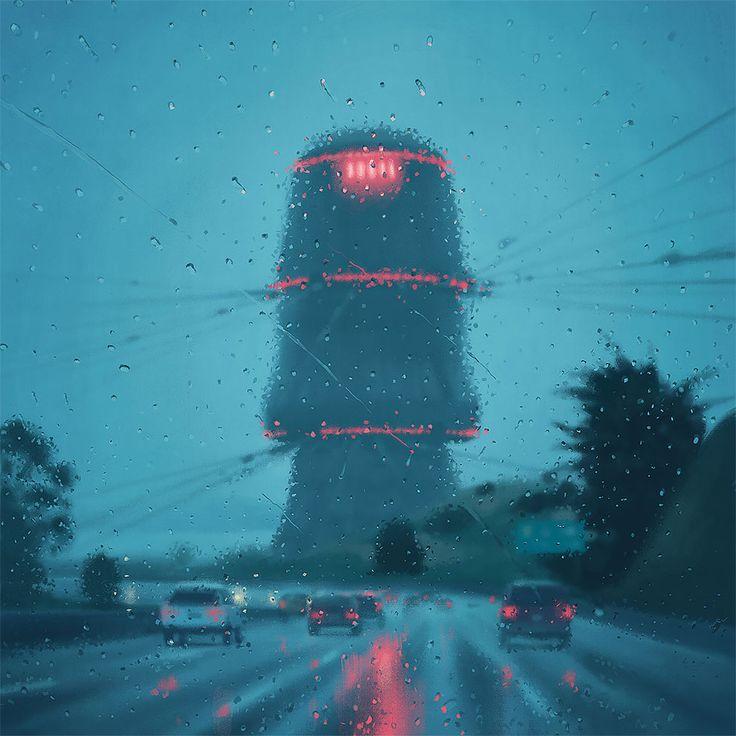The Electric State : Une somptueuse vision dystopique et post-apo de l'Ouest américain