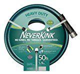 NeverKink 8615-50 Series 2000 Ultra Flexible Garden Hose 5/8-Inch by 50-Feet