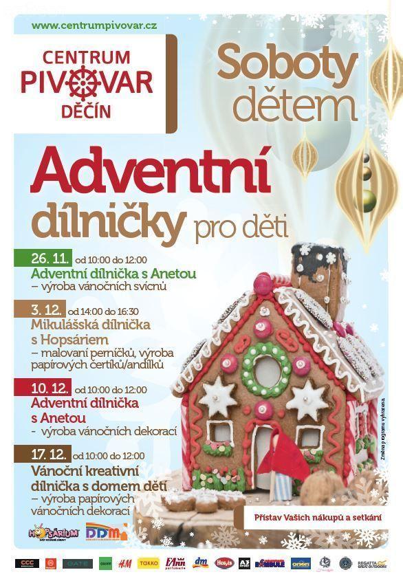 (Adventní dílničky pro děti) - Veranstaltung