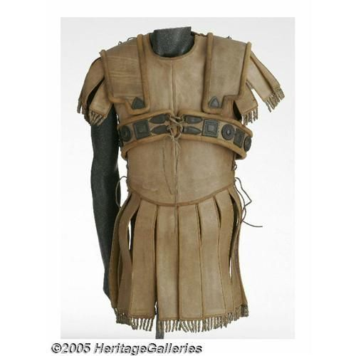 "Cleopatra Roman Soldier Costume. Roman leather ar ""Cleopatra"" Roman Soldier Costume."