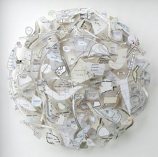 Chris Kenny, nonsuch (white map circle) 2008