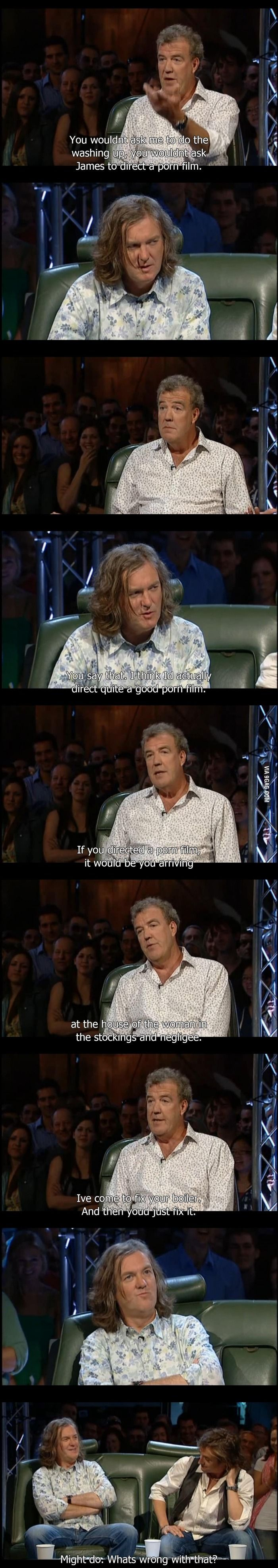 Top Gear never fails to make me laugh.