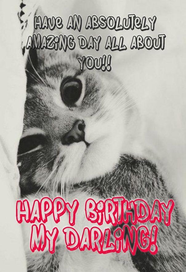 25 best birthday wishes images on pinterest happy birthday funny happy birthday wishes for girlfriend voltagebd Gallery