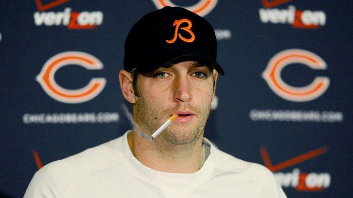 Smokin' Jay Cutler : Photo