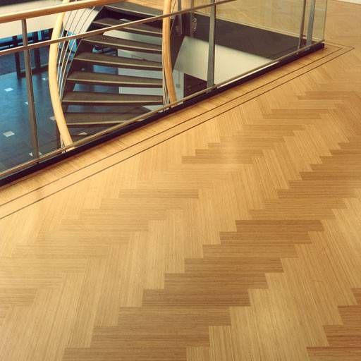 MOSO Bamboo Tapis | bamboe parket | visgraatpatroon | naturel of caramel | klassieke bamboe vloer