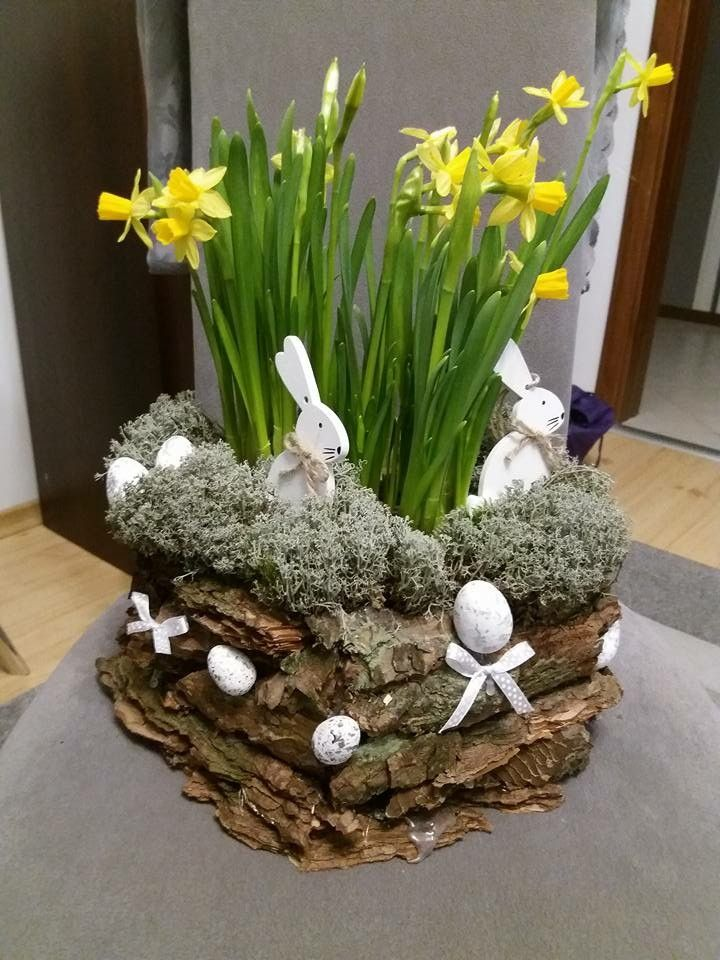Pin By Agata Zybura On Wielkanoc Easter Projects Christmas Handprint Crafts Easter Crafts