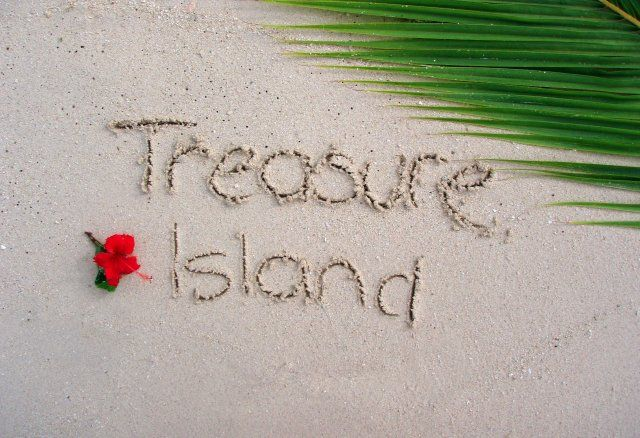 Treasure Island, Fiji So excited to go here in 20 days!
