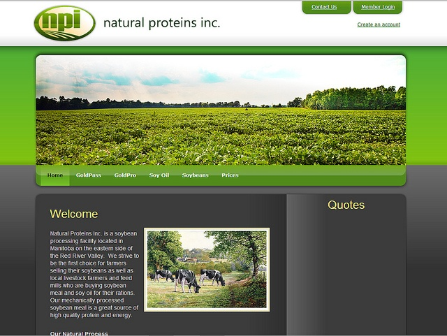 Natural Proteins by SunrizeGroup,  http://sunrize.bix