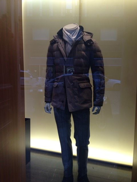 Window shopping at @palzileri in Milan! Check out: http://www.shoppics.com/s/pal-zileri/iacmyMTnkL