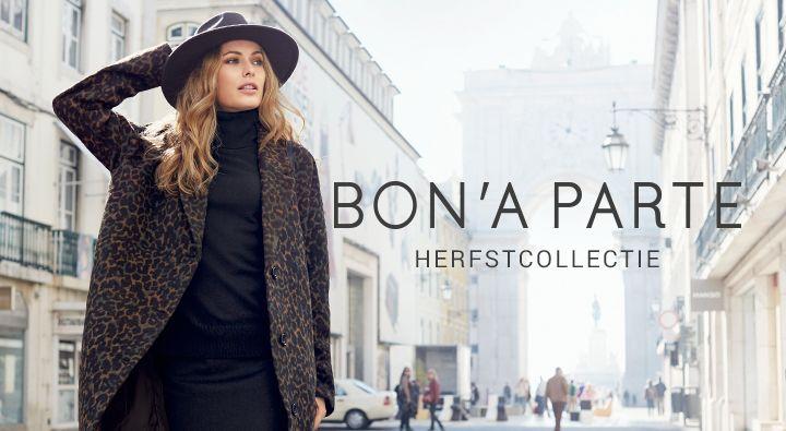Dameskleding - Modekleding voor vrouwen | BON'A PARTE BON'A PARTE