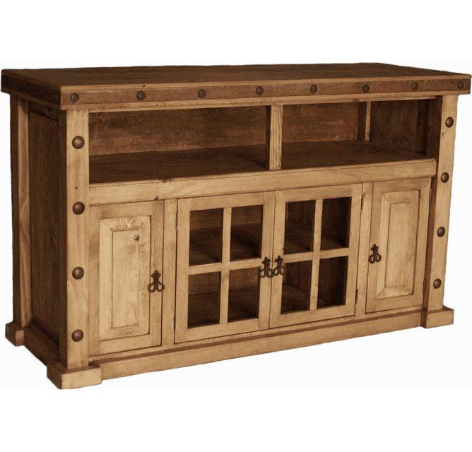 17 best ideas about rustic tv stands on pinterest diy tv. Black Bedroom Furniture Sets. Home Design Ideas