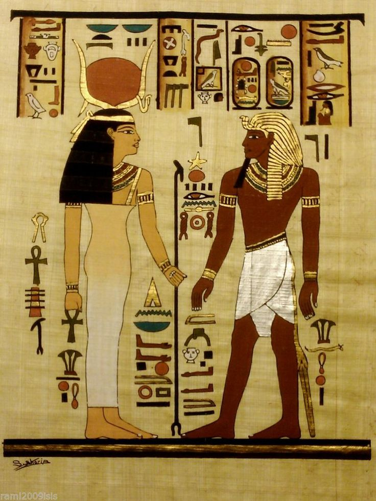 82 best egyptian papyrus images on pinterest stock for Egyptian mural paintings