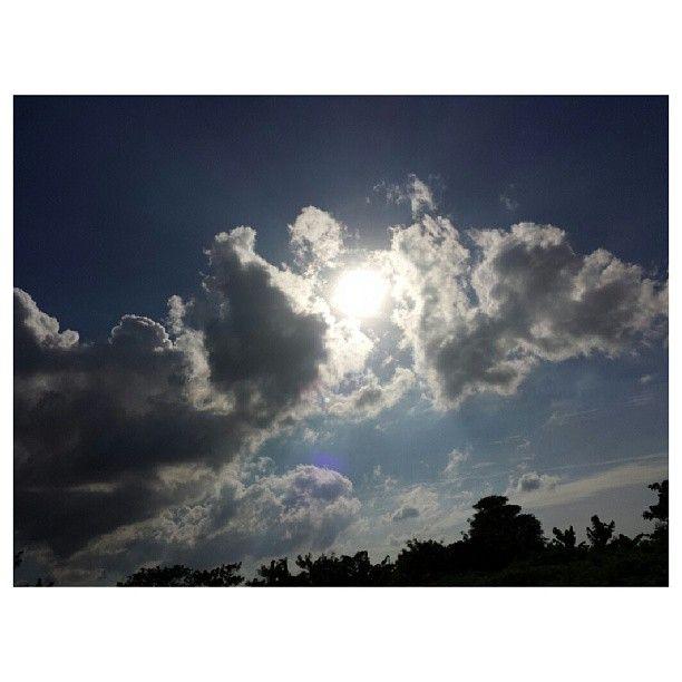 #sky #clouds #sun #philippines #空 #雲 #太陽 #フィリピン