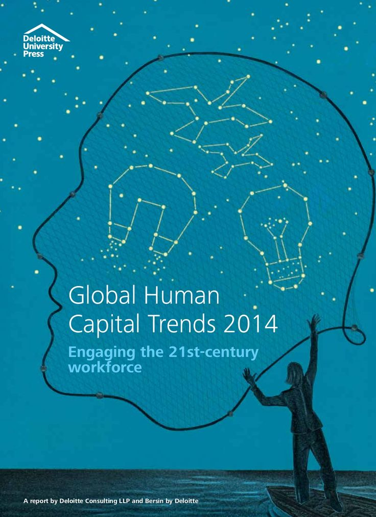Deloitte university press global human capital trends by Fred Zimny's Serve4impact via slideshare