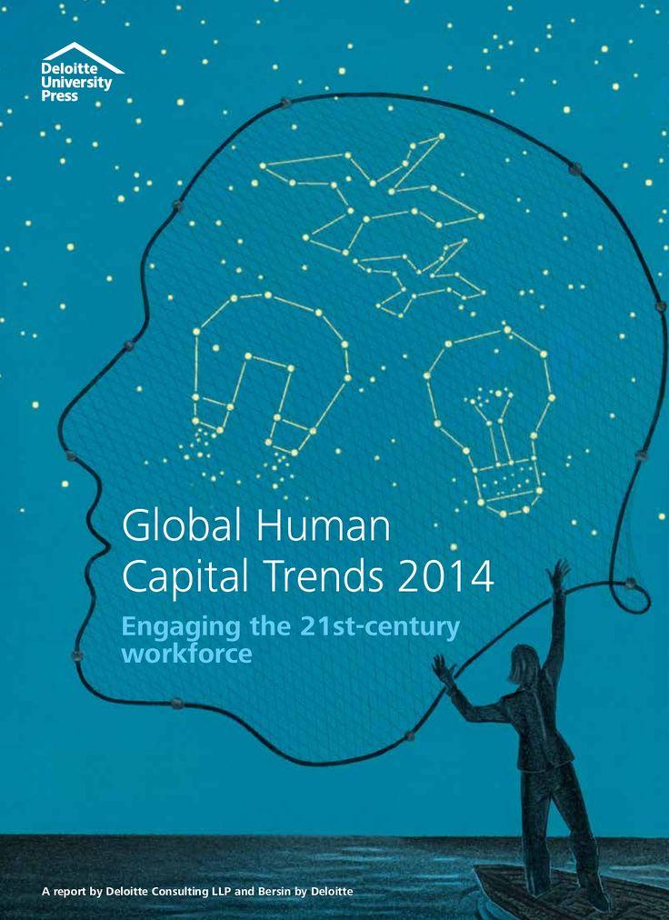 Deloitte university press global human capital trends by Fred Zimny's Serve4impact via slideshare