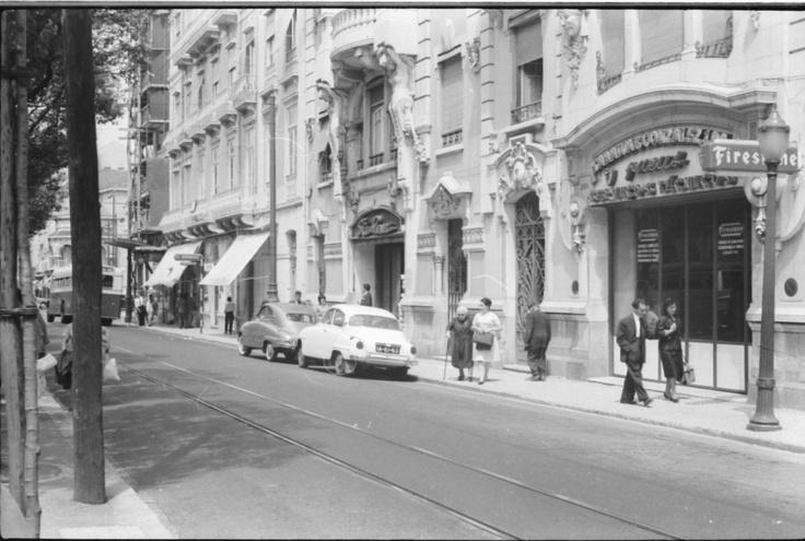 Avenida Duque d'Ávila.
