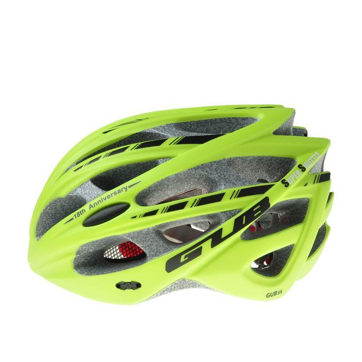 Promoción eps super ligero casco de ciclo del casco gub bicicleta deporte proteja bicicleta integralmente moldeado casco de bicicleta de carretera 15161