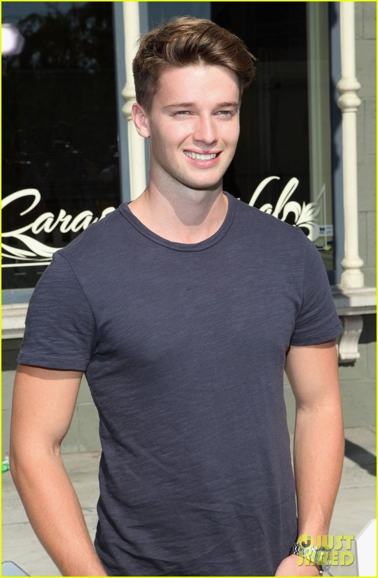 patrick schwarzenegger. this guy's related to Arnold?! Holy Hannah.