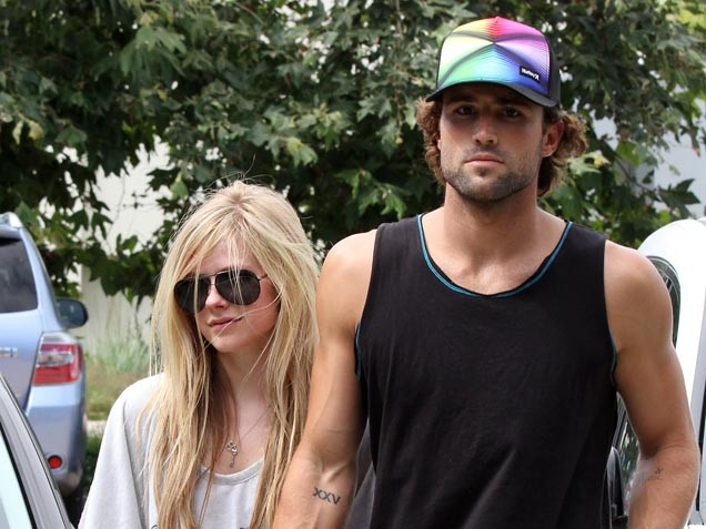 Avril Levigne and Brody Jenner