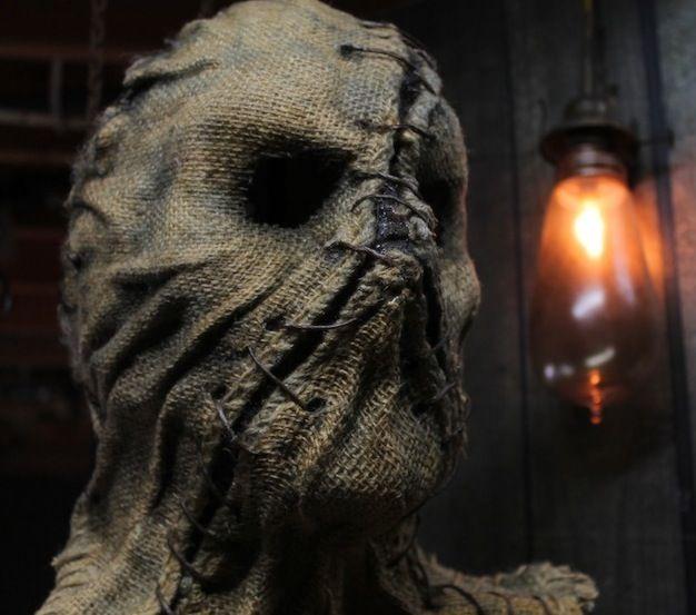 barn dweller grim stitch factory - Halloween Scare Crow