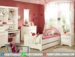 set tempat tidur anak minimalis duco