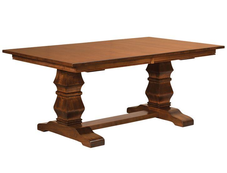 Bradbury Trestle Extension Table
