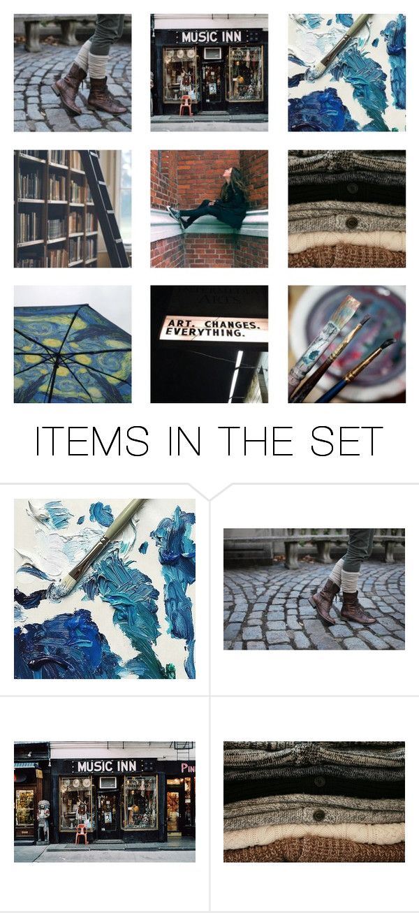 """city of stars."" by thoughts-and-starlight ❤ liked on Polyvore featuring art and castlebrookkids"
